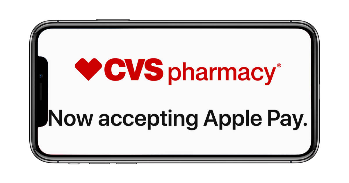 CVS Apple Pay support with iPhone and Apple Watch