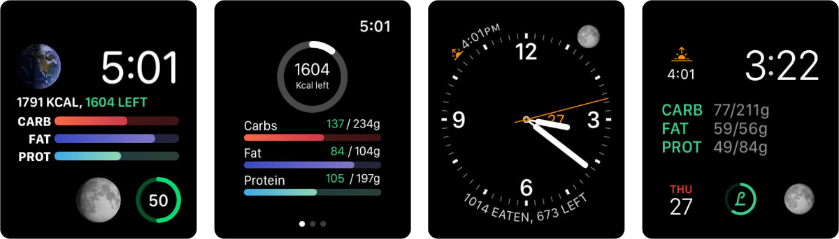 Lifesum Diet App Updated for Apple Watch Series 4