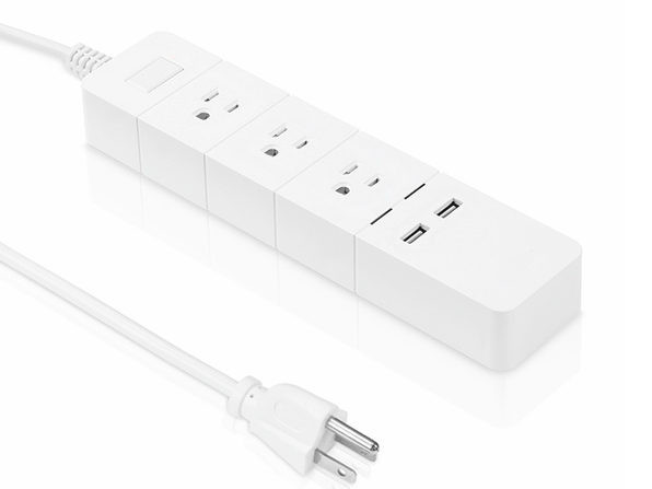Meross Smart Wi-Fi Power Strip: $23.99