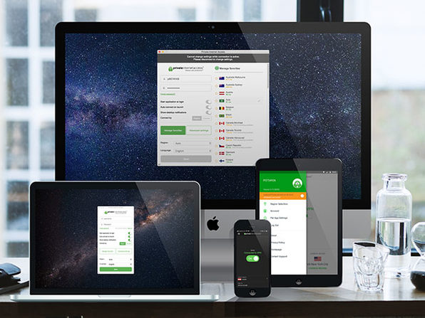 Private Internet Access VPN 2-Year Subscription: $55.55