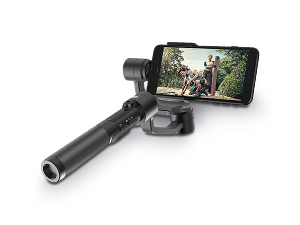 Take Smoother Videos with the Rigiet Smartphone Gimbal: $93.49