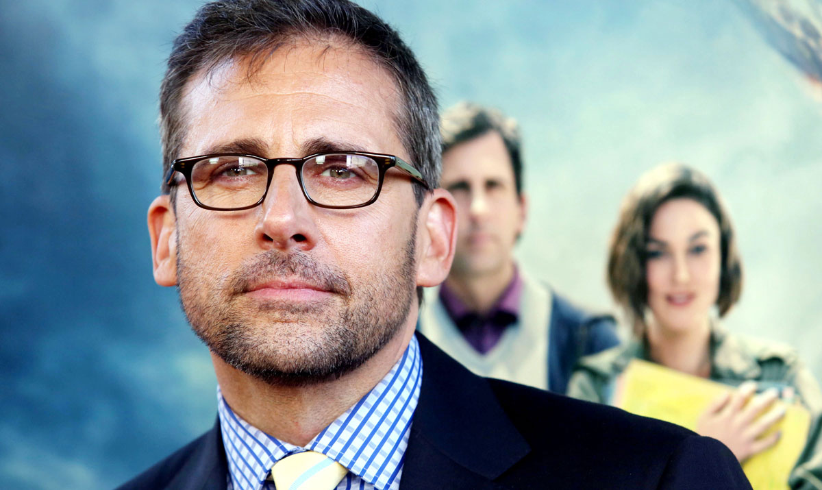 Steve Carell at the premiere of 'Seeking a Friend for the End of the World' during the Film Independent's 2012 Los Angeles Film Festival.