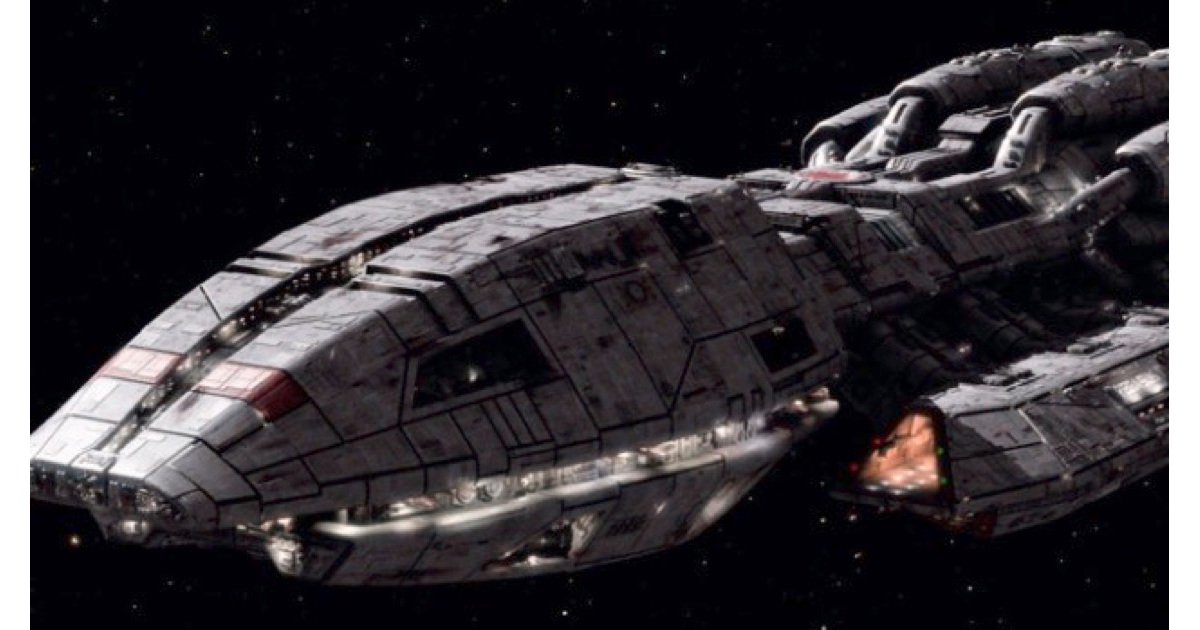 The Best Spaceships of Science Fiction