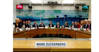 Facebook Parliamentary hearing
