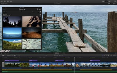 Final Cut Pro X Shutterstock Extension