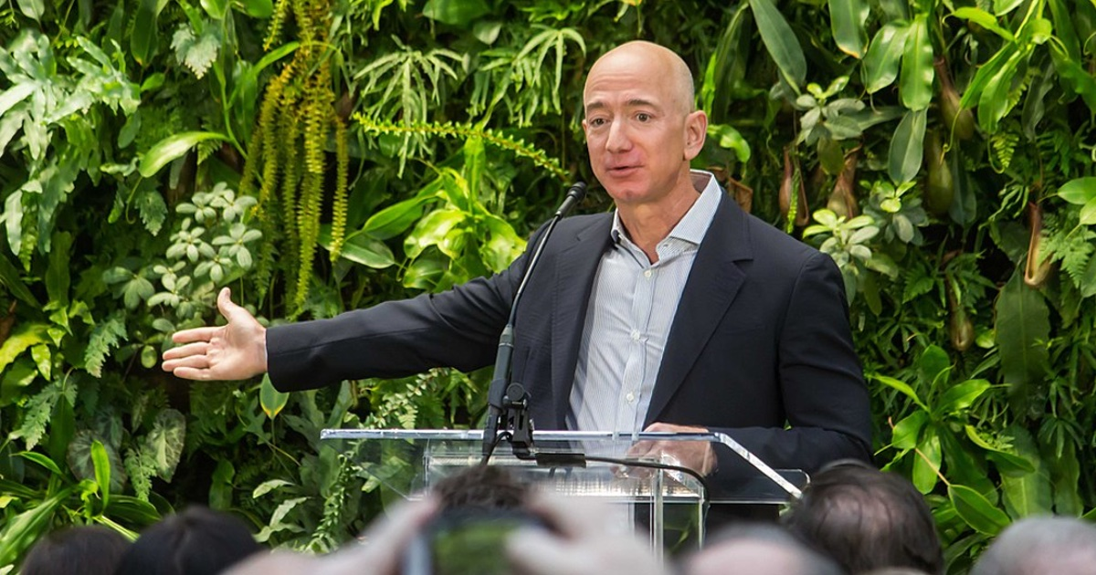 Amazon Preparing to Launch Over 3,000 Satellites to Help Provide Broadband