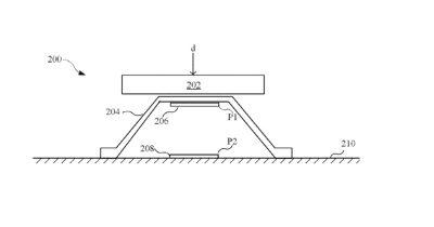 Apple Magnet Patent