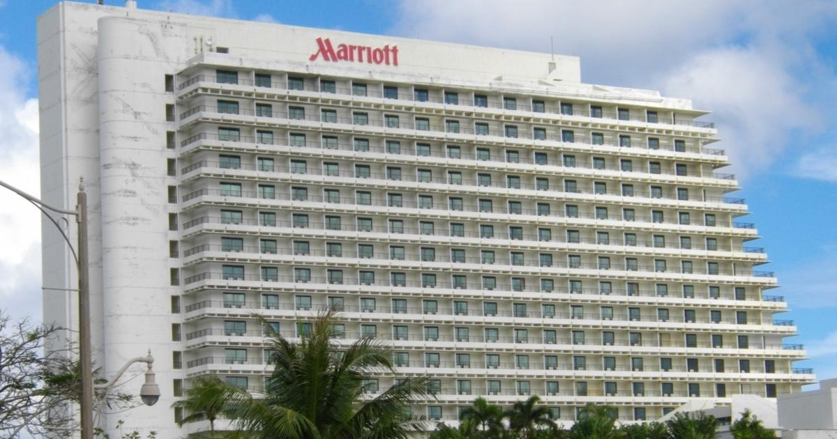 Marriott Set For Major GDPR Fine