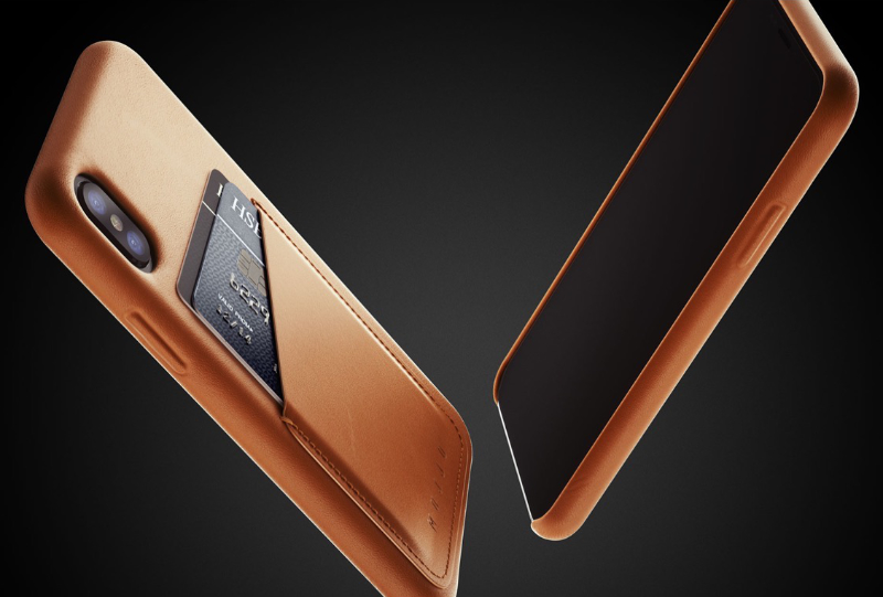 Mujjo's Full Leather Wallet Case is beautiful and half the price of Apple's Leather Folio.