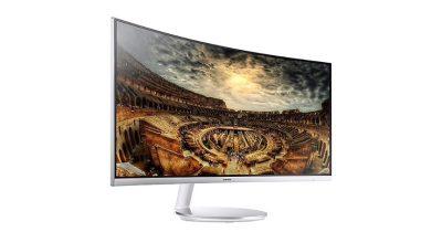 Samsung CF791 Display