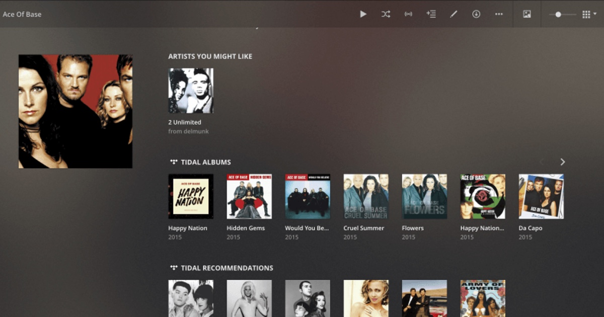 Plex and TIDAL Launch Partnership: Aiming to Create All-In