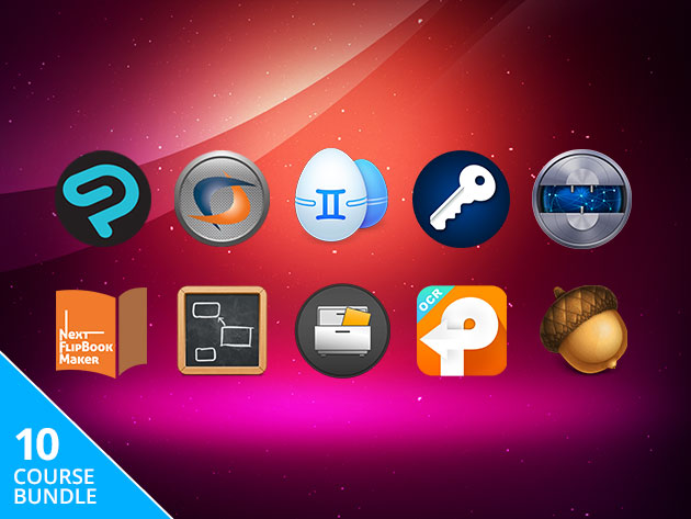 The Award-Winning Black Friday Mac Bundle Featuring Acorn 6 Is $20