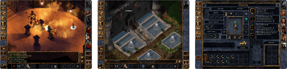App Sale: Baldur's Gate Enhanced Edition only $1.99