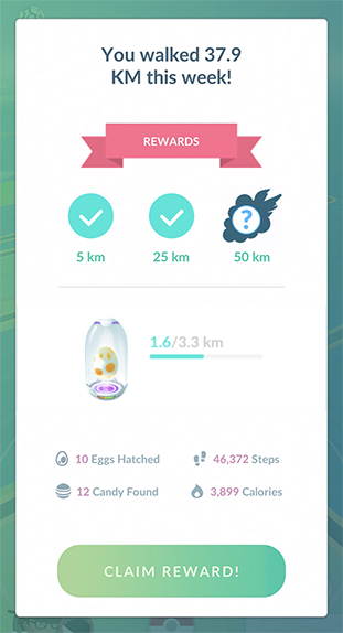 Pokémon GO Apple Health Integration is Here - The Mac Observer