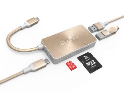 CASA Hub + PeAk USB Adapter Bundle