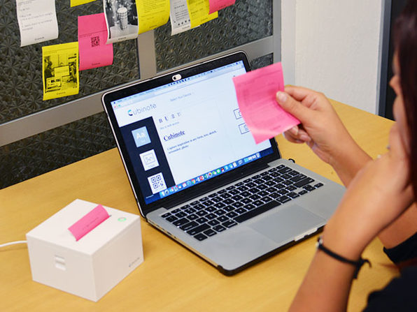 Print Directly to Sticky Notes with this Tiny Printer: $149.99