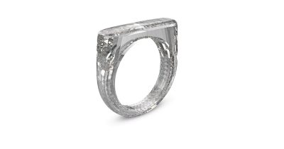 Diamond ring by Sir Jony IVe