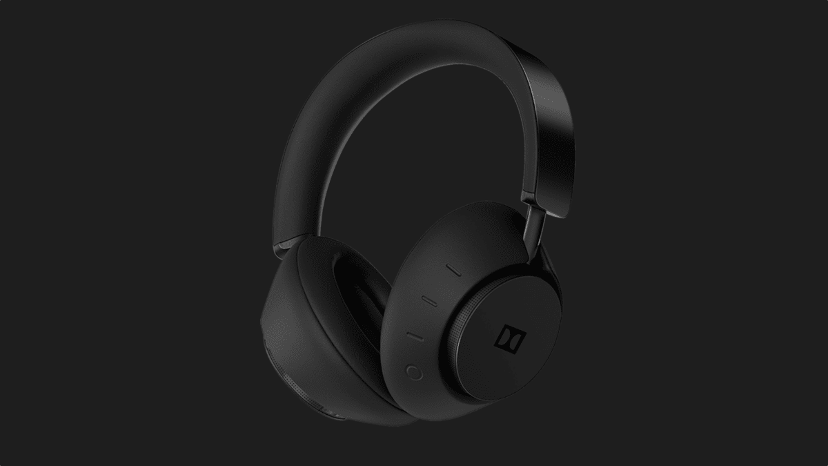 image of dolby headphones for our 2018 holiday gift guide