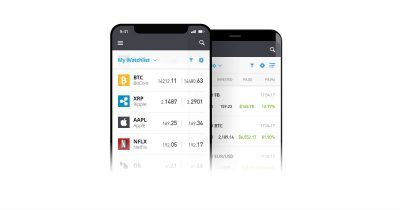 EToro new mobile app