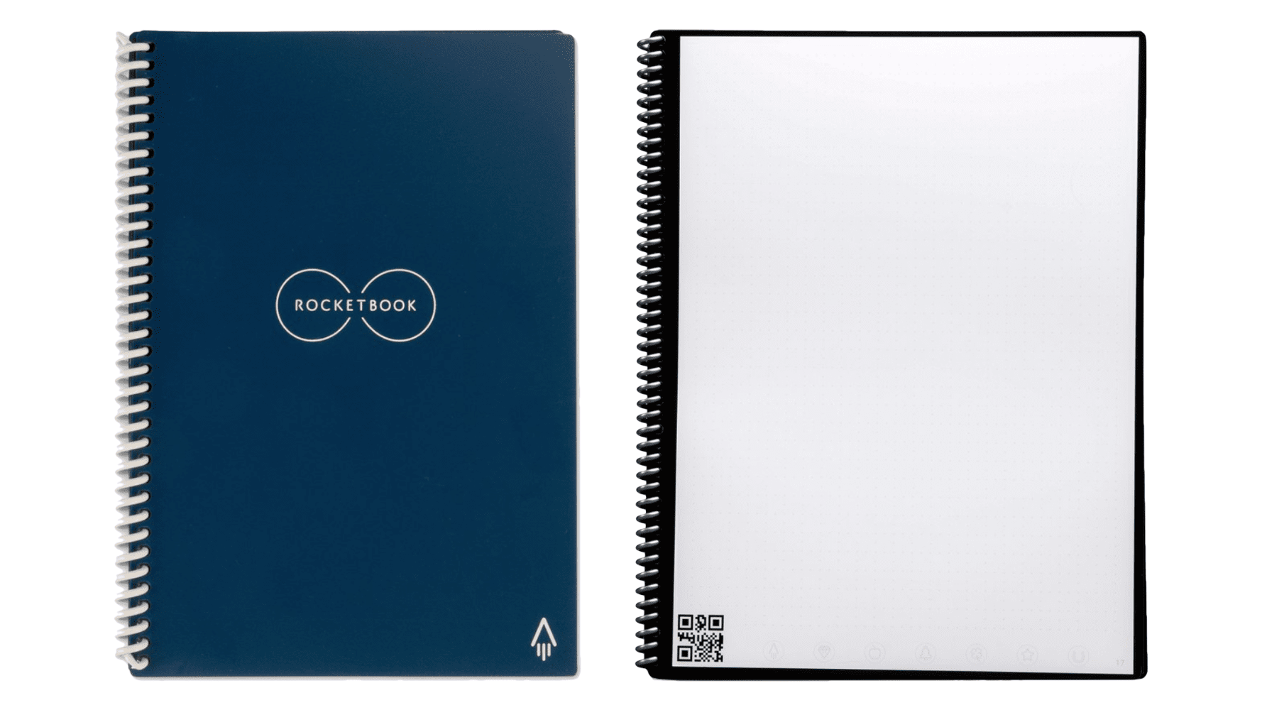 image of everlast notebook for our 2018 holiday gift guide
