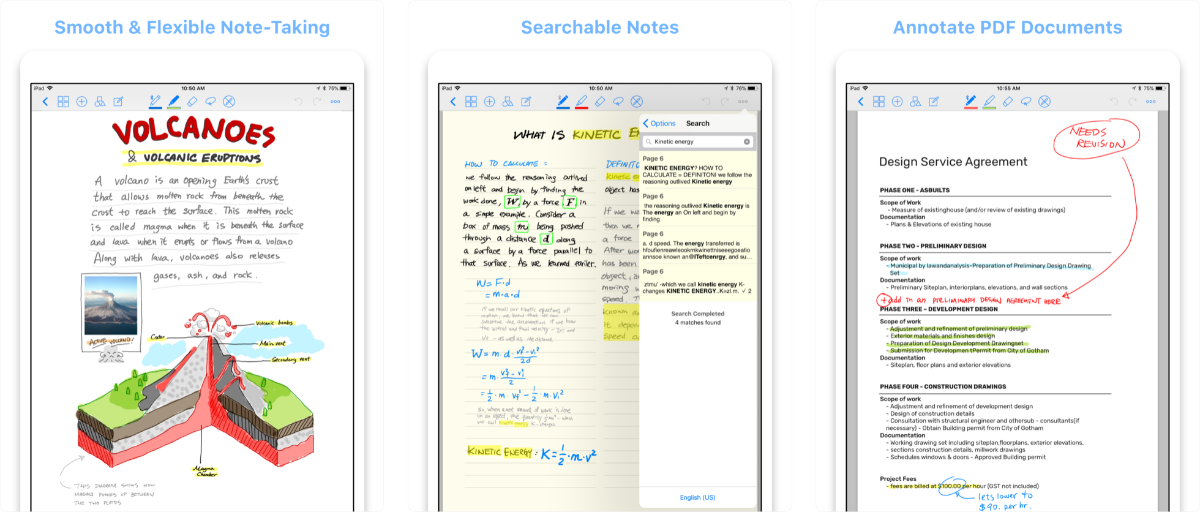 6 iPad Note Apps for Typing and Handwriting - The Mac Observer