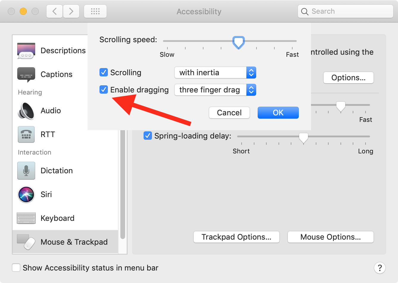 Hidden Setting: Enable Three Finger Drag to Move Windows with Ease