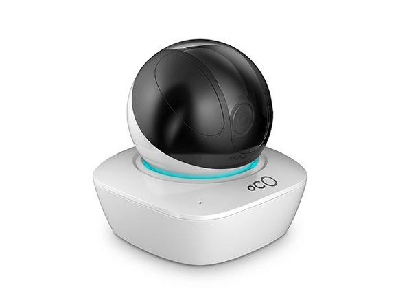 Oco Motion HD Pan/Tilt Wireless Security Camera: $103.20