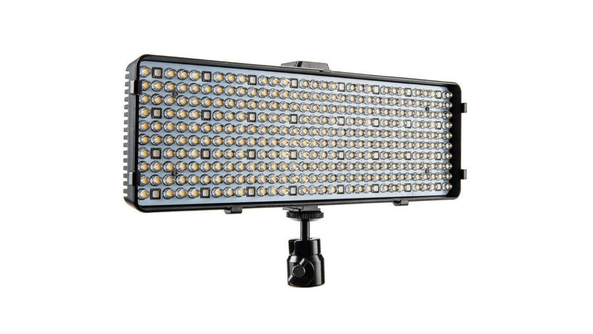 Polaroid Launches New Portable LED Light System