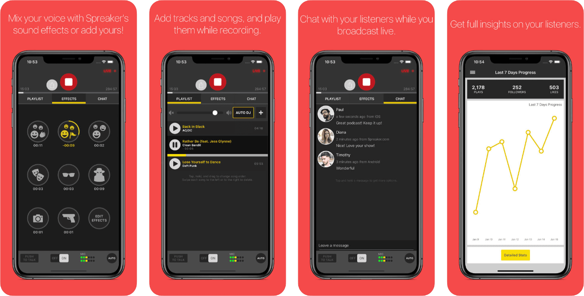 Spreaker Studio Adds Siri Shortcuts to App