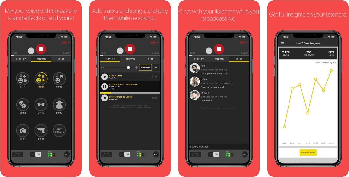 Spreaker Studio Adds Siri Shortcuts to App
