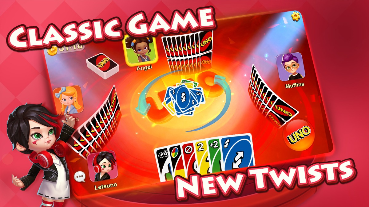 UNO Card Game Comes to iOS For First Time