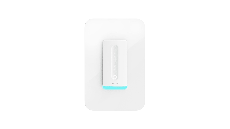 image of wemo smart light switch