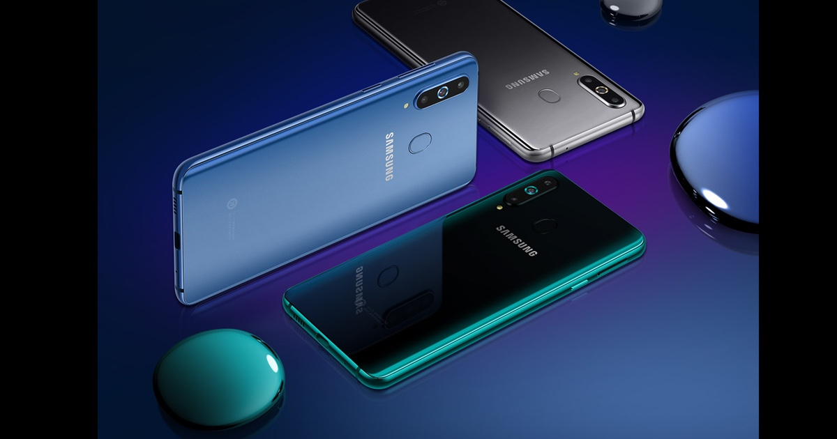 Samsung Scraps Headphone Jack in Galaxy A8s