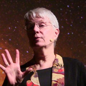 Dr. Jill Tarter on Background Mode