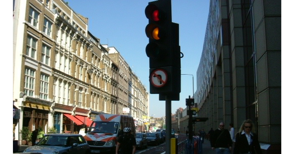How London Is Hacking its Traffic Lights