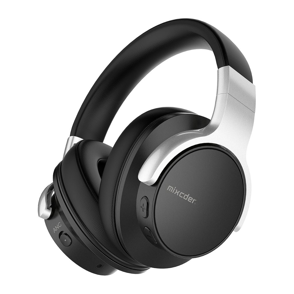 Mixcder E7 are the first noise-cancelling headphones I don't hate.