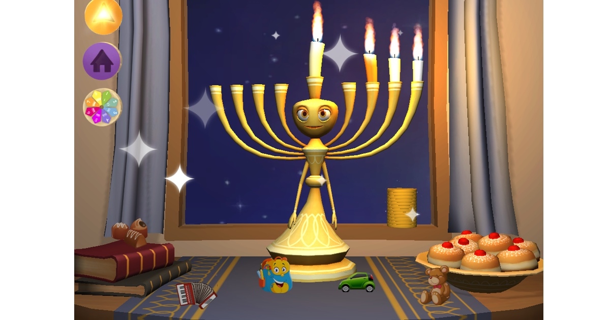 My Menorah Chanukah