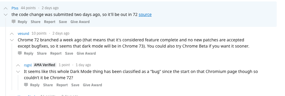Chrome 72 to support Dark Mode in macOS Mojave - The Mac Observer