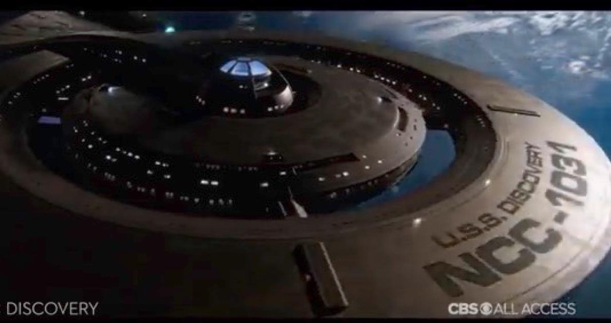 Star Trek: Discovery - NCC-1031