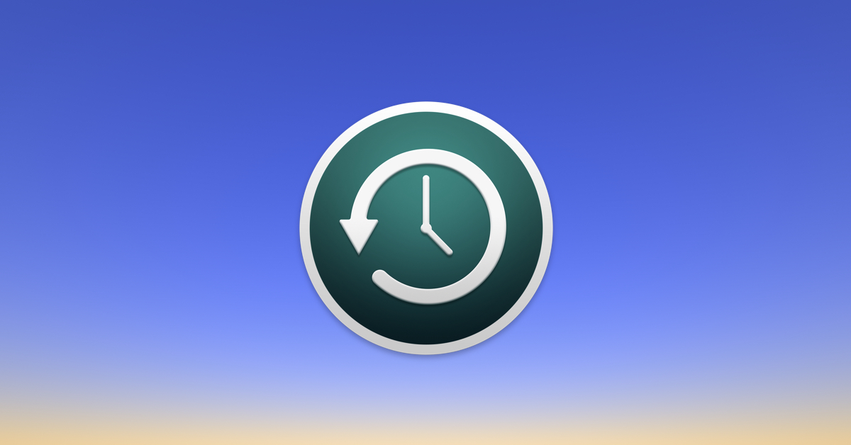 The Cloud is Good for Mac Backups – Except Time Machine Files