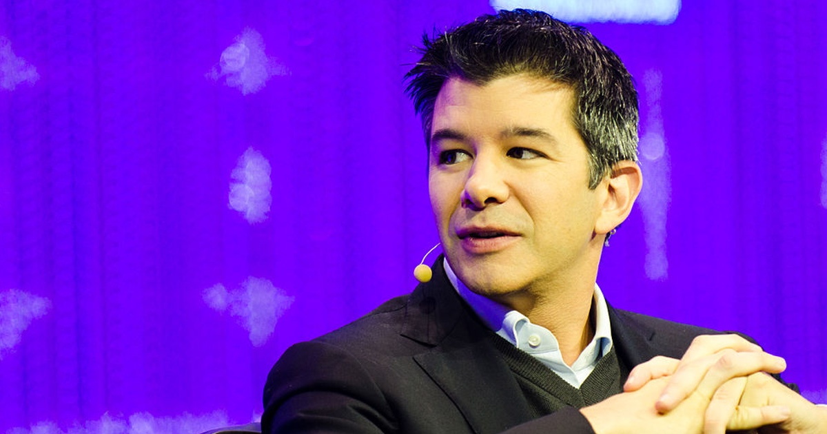 Uber Founder Travis Kalanick Quits Company Board
