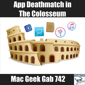 App Deathmatch in the Colosseum MGG 742