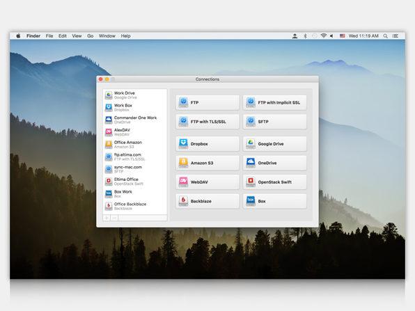 CloudMounter For Mac Lifetime License: $19