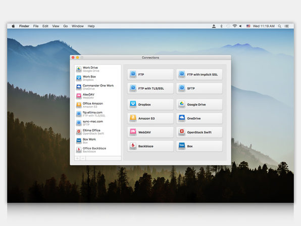 CloudMounter For Mac Lifetime License: $19