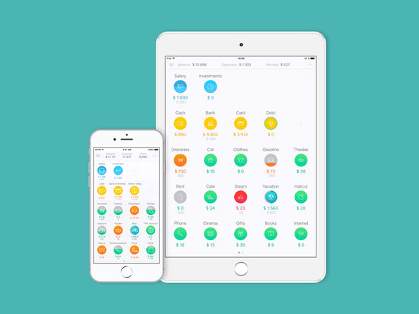 Manage Your Finances, Set Budgets, and More with CoinKeeper: $16.99