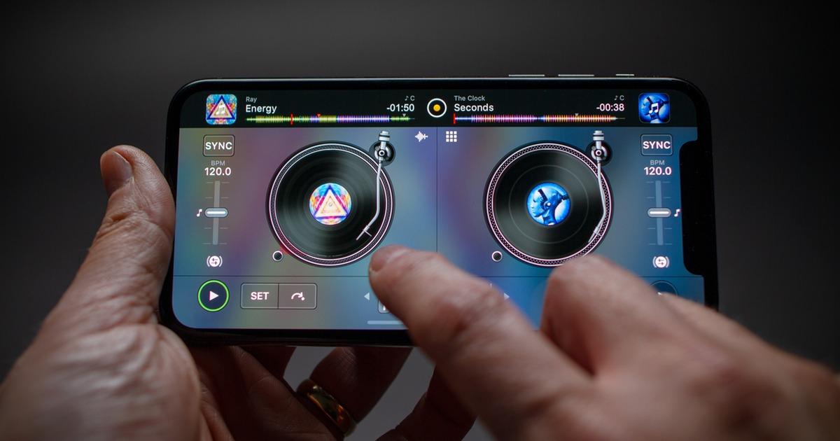 New djay iPhone
