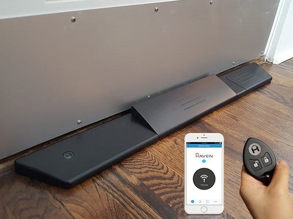 Repel Intruders with an App-Controlled Lock That's 10x Stronger Than a Deadbolt: $297