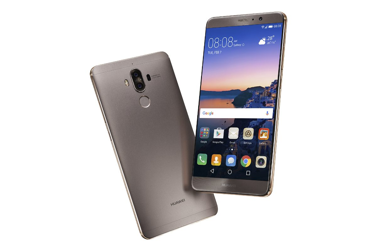 image of huawei phone