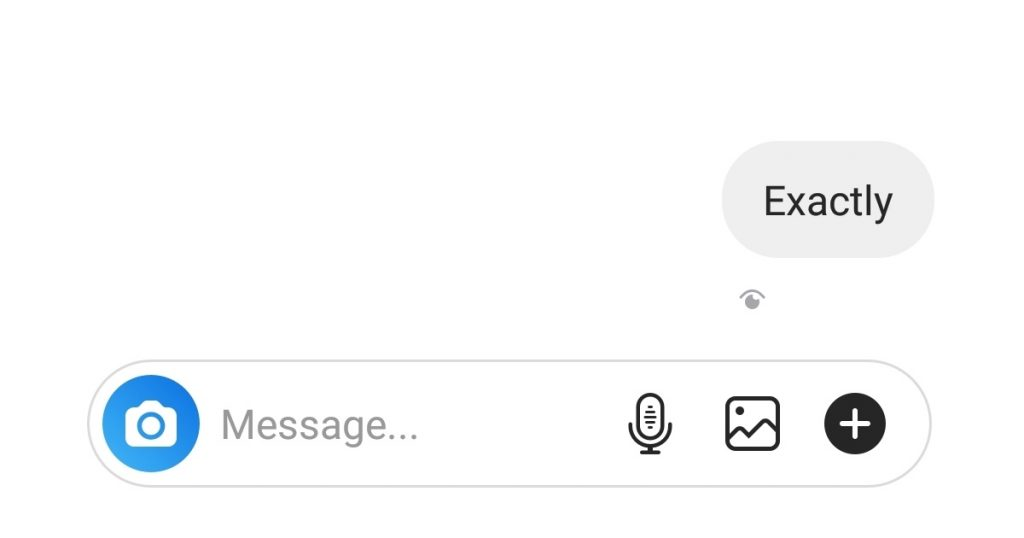 here u0026 39 s how to a send voice note on instagram