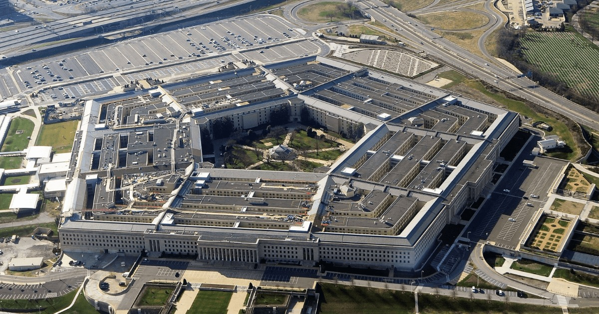image of the pentagon